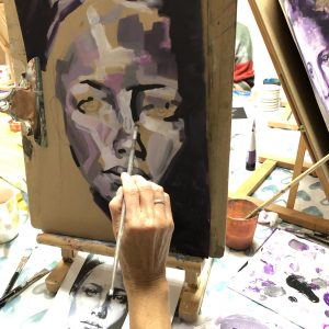 Christmas Painting Evenings at The Wee Art Studio